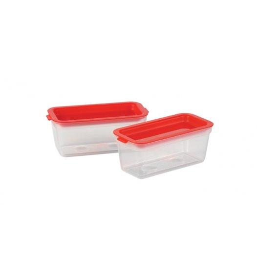 TESCOMA PURITY Zdrowe mini pojemniki do zamrażarki 300 ml, 2 sztuki