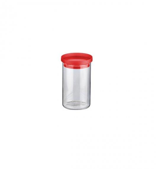 TESCOMA PRESTO Pojemnik szklany 0,8 L Czerwony 894022.20
