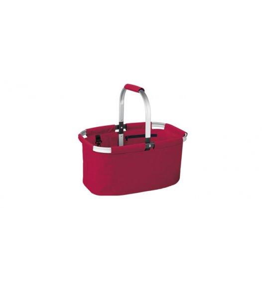 Koszyk składany na zakupy TESCOMA SHOP! Czerwony.