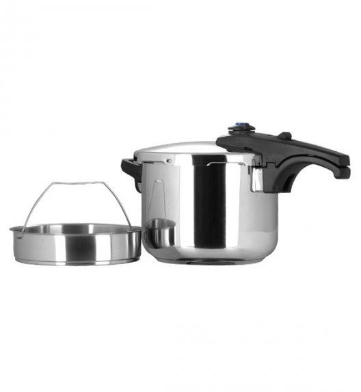 AMBITION MARCONI Szybkowar 6 L z sitkiem do gotowania na parze / 31006