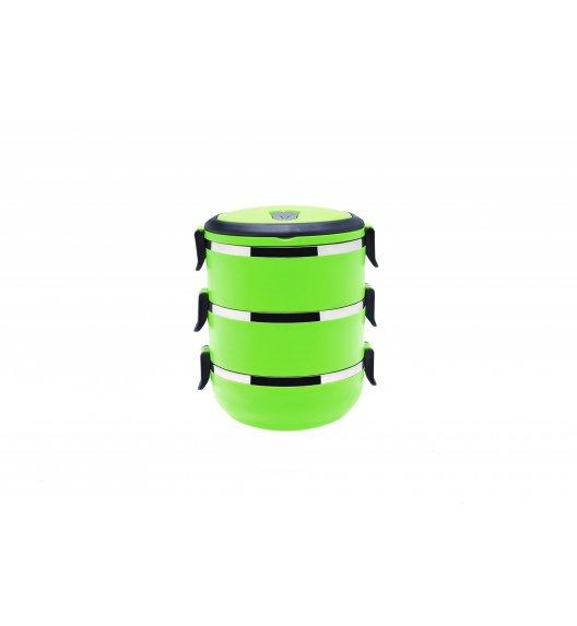 TADAR Pojemnik obiadowy 2,1 L zielony / 3 warstwy