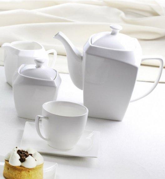AMBITION MONACO Serwis kawowy 17 elementów dla 6 osób / Porcelana / 94626