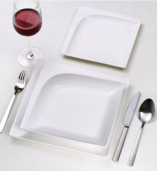 AMBITION MONACO Serwis obiadowy 18 elementów dla 6 osób / Porcelana / 94625