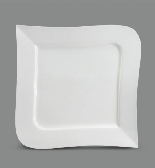 AMBITION FALA Talerz obiadowy 24,5 cm / Porcelana / 61211