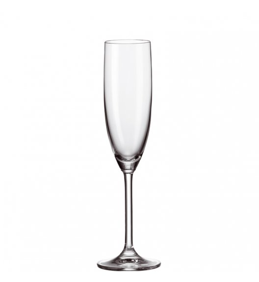 WYPRZEDAŻ! Leonardo Daily Komplet 5 kieliszków do szampana 215 ml. Btrzy.