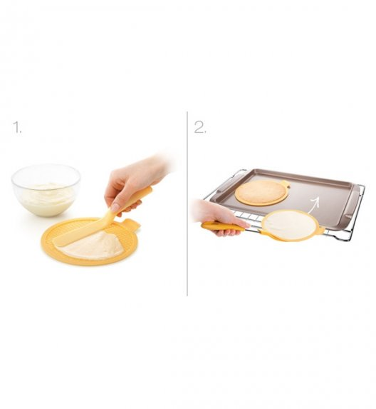 TESCOMA DELLA CASA Zestaw do przygotowywania wafli na lody 643184.00