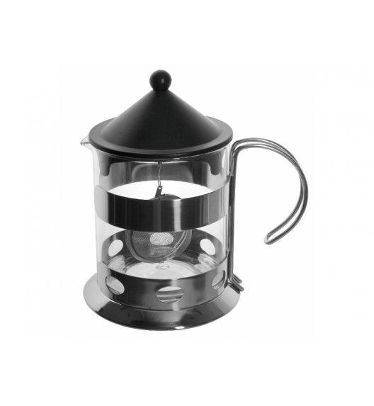 AMBITION ISMENA Zaparzacz do herbaty 1,2 l / szkło / 62223