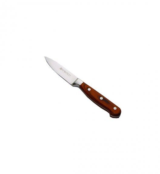 AMBITION TITANIUM Nóż do obierania 9 cm / drewniana rękojeść / 20346