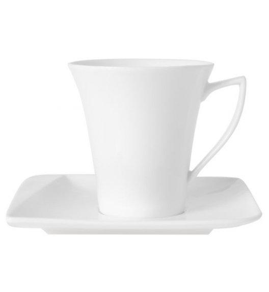 HOME DELUX HD12064 Serwis kawowy 4 elementy / 2 osoby / Porcelana / DELHAN