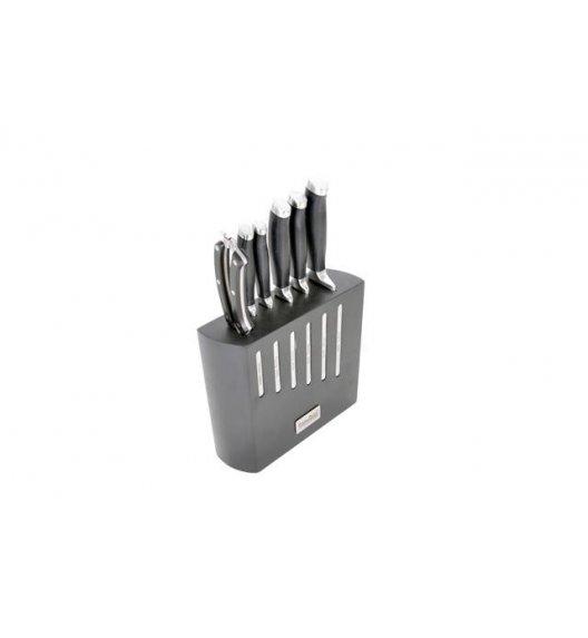 HOME DELUX HD12017 Zestaw noży kuchennych w bloku 7 elementów / DELHAN