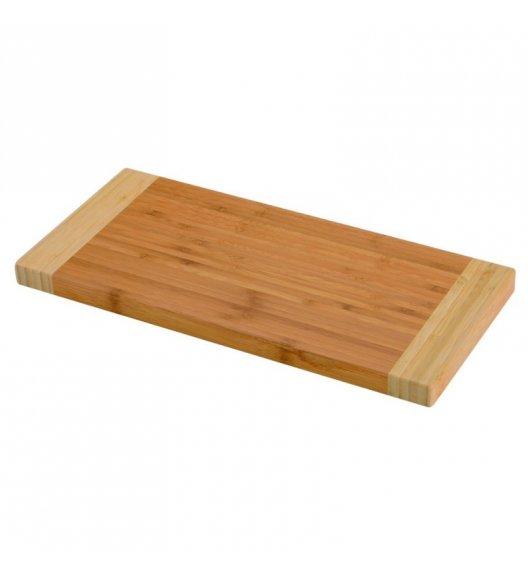 WYPRZEDAŻ! TADAR Bambusowa deska do krojenia, 35 x 16 x 2,0 cm