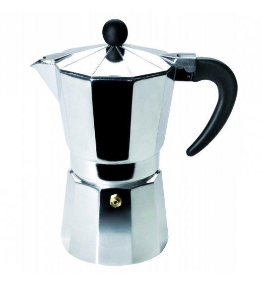 WYPRZEDAŻ! Kawiarka do espresso Tadar Venetto aluminium 450 ml/ 9 filiżanek - STALOWA