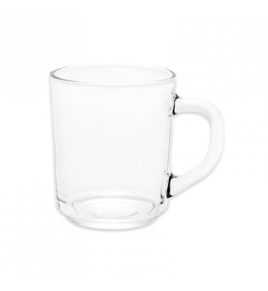 WYPRZEDAŻ! Tadar Zestaw 3 kubków szklanych 250 ml / przeźroczyste