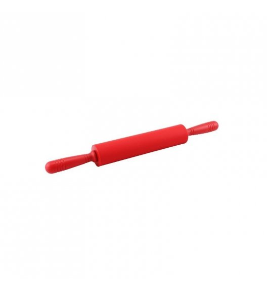 TADAR STENDERE Wałek do ciasta silikonowy / Czerwony 48 cm