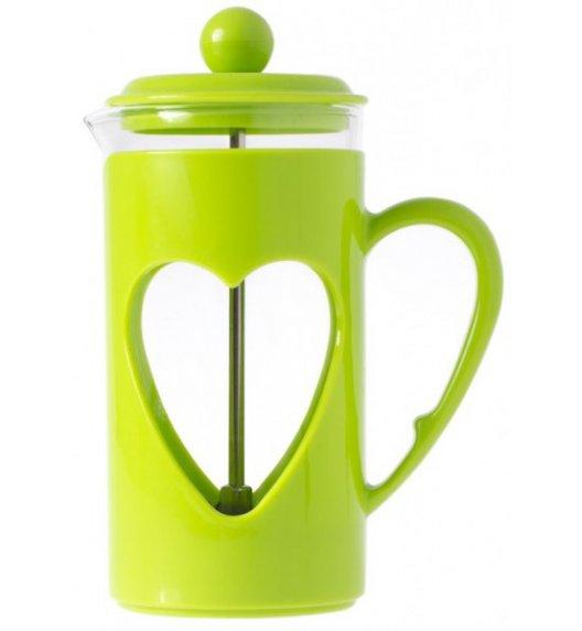 ODELO VALENTINA Zaparzacz do kawy, herbaty oraz ziół 800 ml / zielony / OD1402