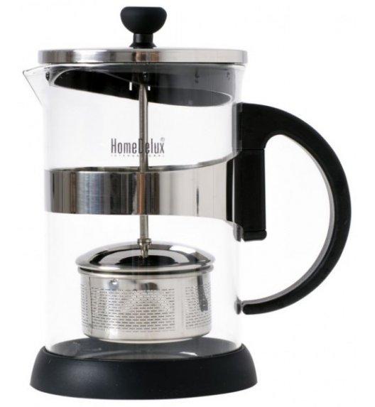 HOME DELUX ALESSIA HD12167 Zaparzacz do kawy, herbaty oraz ziół 800 ml / DELHAN