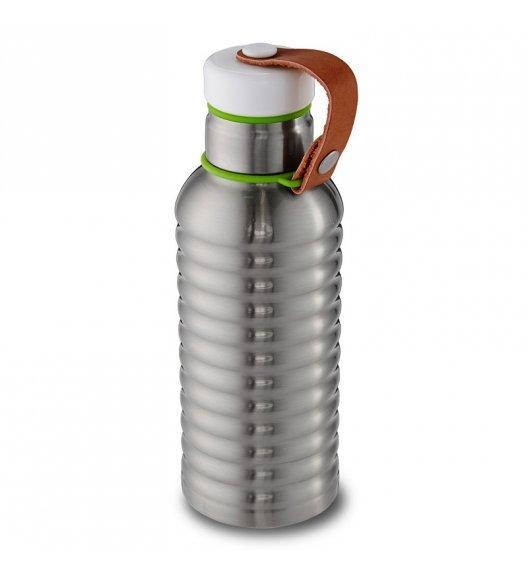 BLACK+BLUM Stalowy termos / butelka na gorące i zimne napoje, srebrny / Btrzy