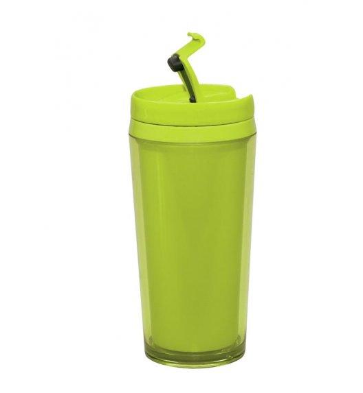 ZAK! DESIGNS Kubek termiczny z podwójnymi ściankami, zielony, 400 ml /Btrzy