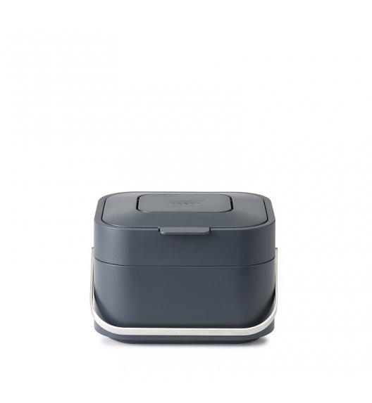 JOSEPH JOSEPH Pojemnik z filtrem na odpady organiczne STACK grafitowy / Btrzy