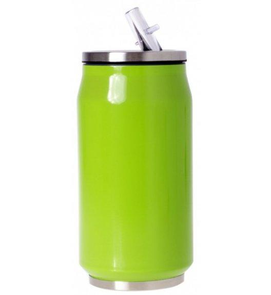 ODELO Kubek termiczny / bidon 350 ml / zielony / OD1377