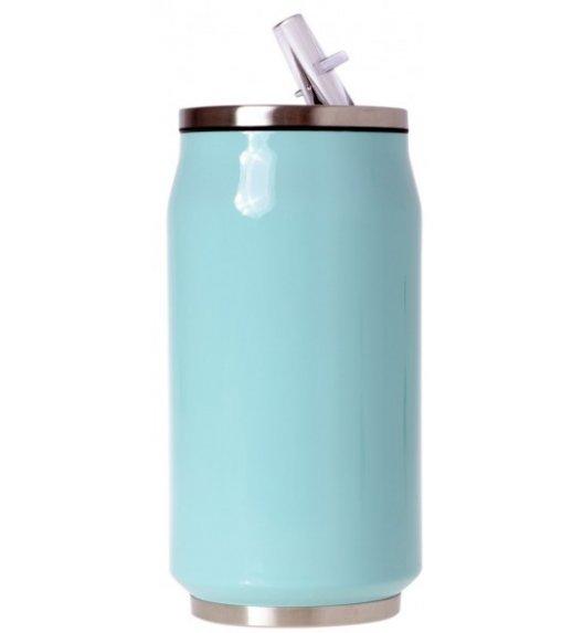 ODELO Kubek termiczny / bidon 350 ml / błękitny / OD1379