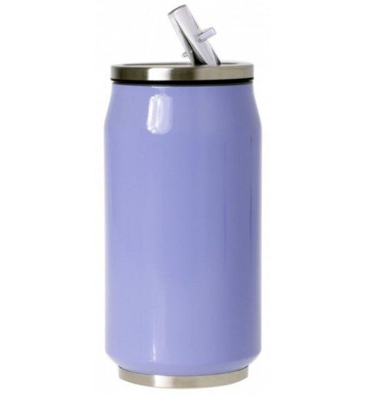 ODELO Kubek termiczny / bidon 350 ml / fioletowy / OD1380
