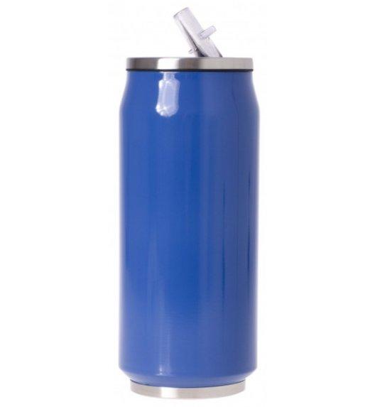 ODELO Kubek termiczny / bidon 500 ml / niebieski / OD1382