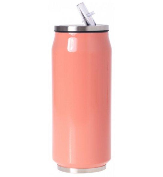 ODELO Kubek termiczny / bidon 500 ml / łososiowy / OD1383