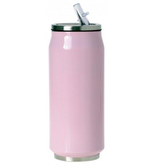 ODELO Kubek termiczny / bidon 500 ml / różowy / OD1384
