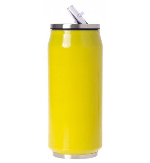 ODELO Kubek termiczny / bidon 500 ml / zółty / OD1381