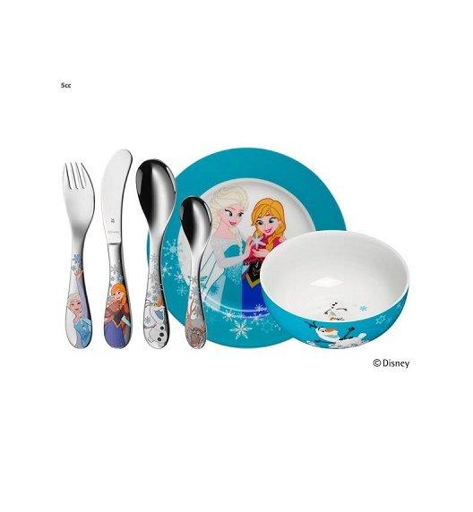 WMF FROZEN Zestaw porcelany i sztućców dla dzieci, 6 el / Btrzy