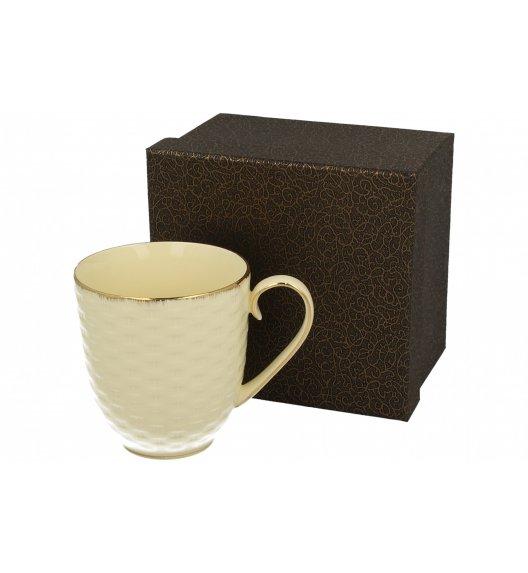 DUO EXCLUSIVE Kubek Basket 400 ml Porcelana wysokiej jakości