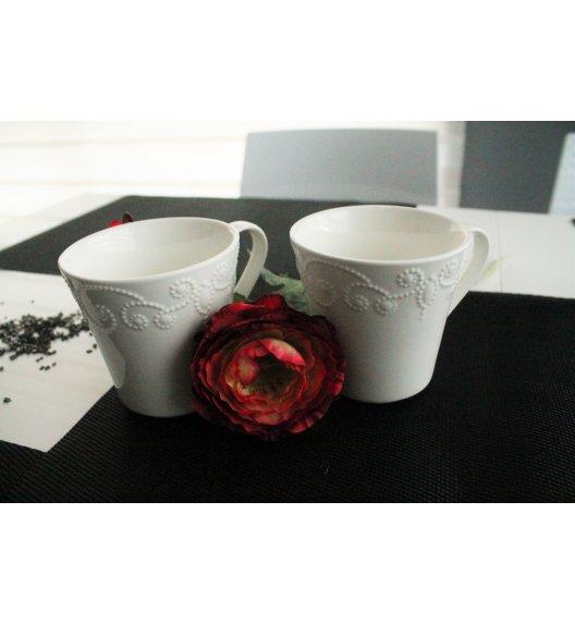 DUO ING Komplet 2 Kubków 330 ml / porcelana wysokiej jakości