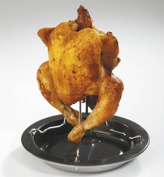 WESTMARK Stojak do pionowego pieczenia kurczaka