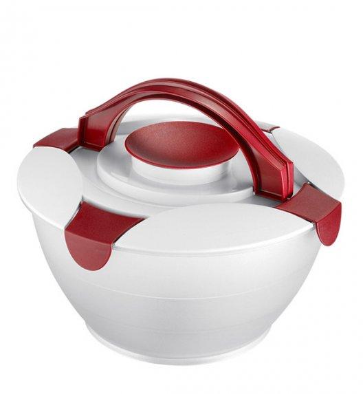 WESTMARK Przenośny pojemnik na żywność 6,5 L / czerwony
