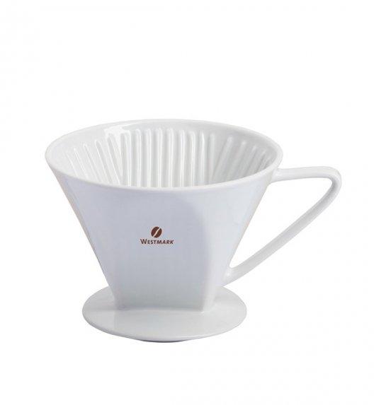 WESTMARK BRASILIA Porcelanowy filtr do kawy / 4 kubki kawy