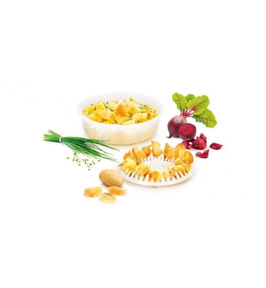 TESCOMA PURITY MicroWave Garnek do przygotowania ziemniaków i chipsów w kuchence mikrofalowej VIDEO