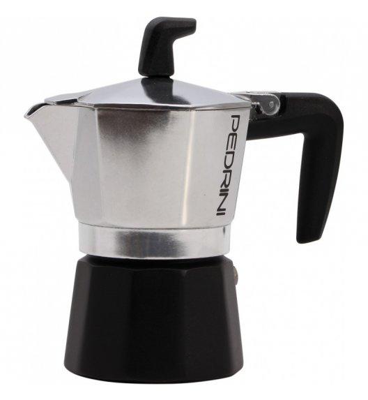 PEDRINI Sei Moka ELITE Kawiarka aluminiowa na 3 espresso 02CF008 / scapol