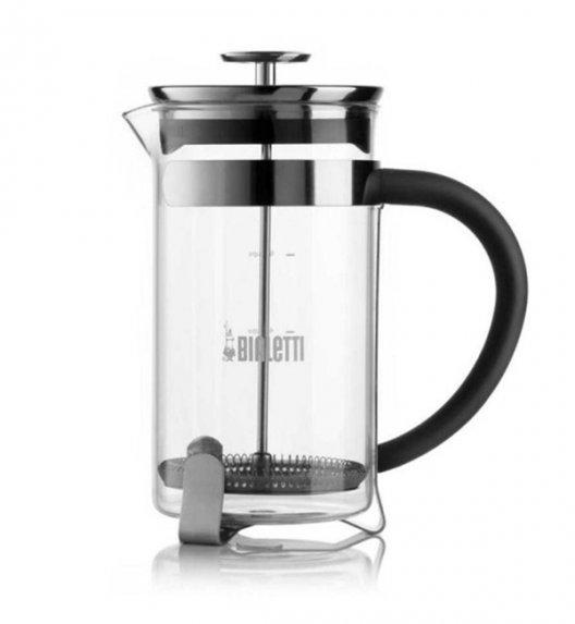 BIALETTI SIMPLICITY Zaparzacz do kawy i herbaty ze stalową obudową 1 l 3250/NW / scapol