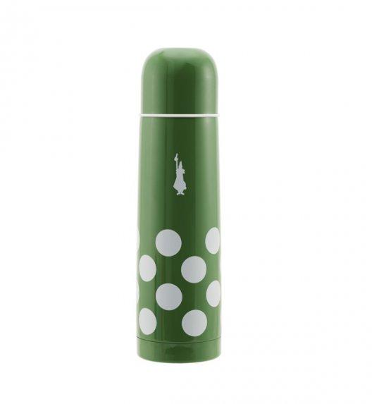 BIALETTI THERMO BOTTLE Termos zielony 500 ml DCPOP00061 / scapol
