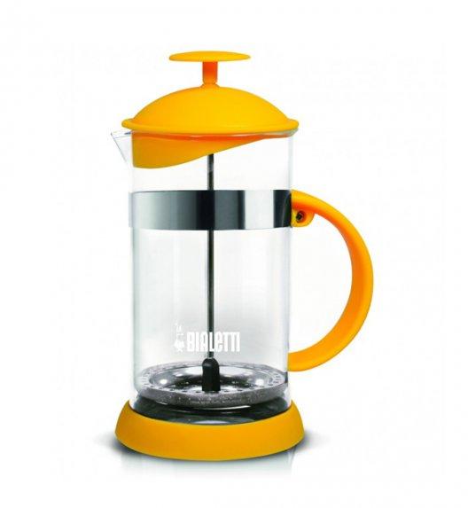 BIALETTI JOY Zaparzacz do kawy i herbaty z żółtą obudową 1 l 6183 / scapol