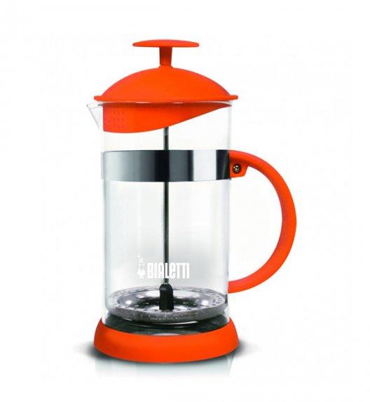 BIALETTI JOY Zaparzacz do kawy i herbaty z pomarańczową obudową 1 l 6185 / scapol