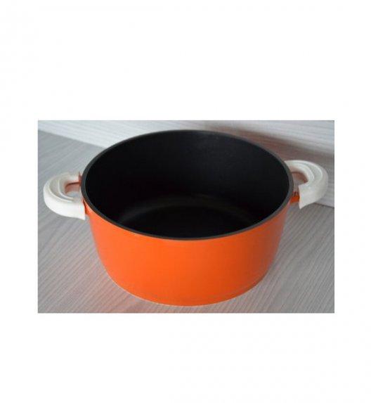 BIALETTI ARANCIONE Rondel z nieprzywierającą powłoką 24 cm FAR24 / scapol