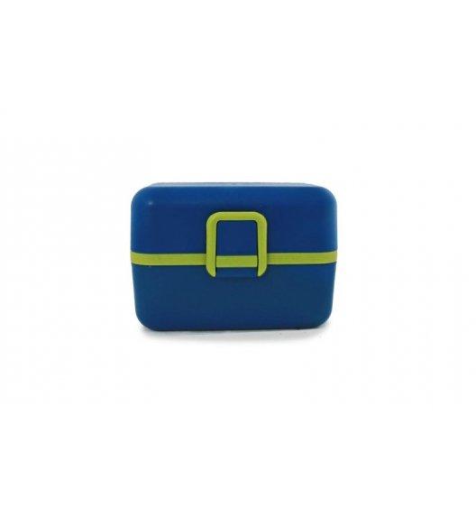 SMART LUNCH SnackBento Pojemnik na lunch Fitness / niebieski / btrzy