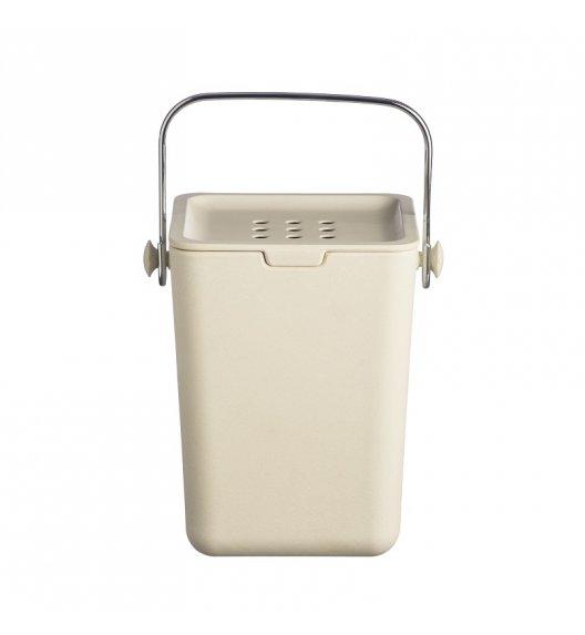 TYPHOON Kompostownik z filtrem neutralizującym zapach 3,5 l NUBU, kremowy / Btrzy