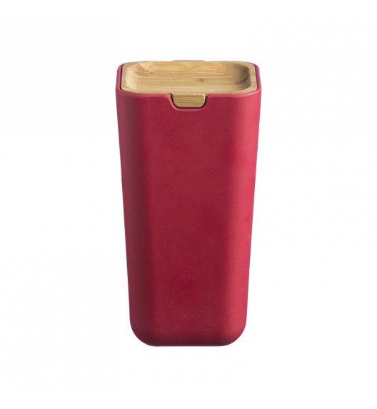 TYPHOON Pojemnik z włókna bambusowego 1,05 l NUBU, czerwony / Btrzy