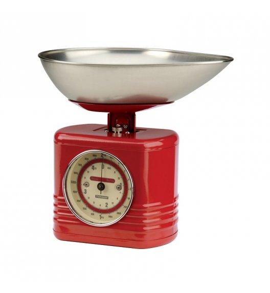 TYPHOON Waga kuchenna VINTAGE KITCHEN czerwona / Btrzy