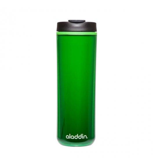 ALADDIN Plastikowy kubek termiczny HOT & COLD 0,47 l zielony / FreeForm
