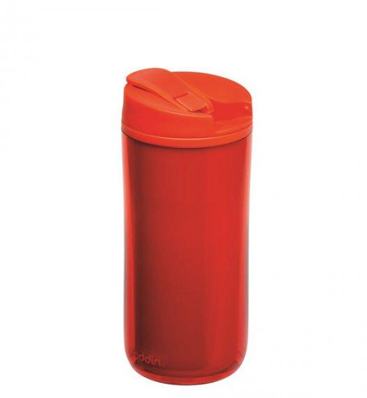 ALADDIN Kubek termiczny plastikowy HOT BEVERAGE 0,35 l czerwony / FreeForm