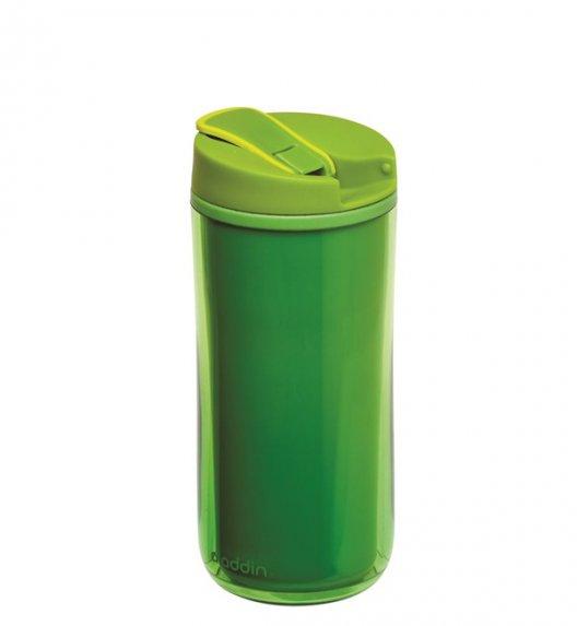 ALADDIN Kubek termiczny plastikowy HOT BEVERAGE 0,35 l zielony / FreeForm